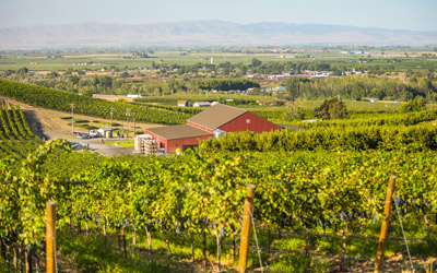 Yakima Valley Wine Country